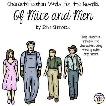 of mice and men character analysis